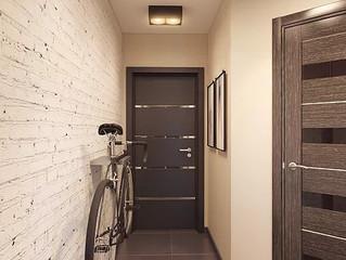 Визуализации квартиры-студии 32 кв.м.