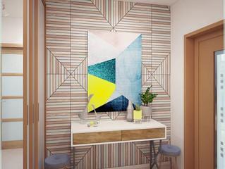 Закончен дизайн-проект частного дома в Колпино, Санкт-Петербург