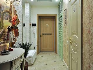 Реализация проекта квартиры 82 м.кв.