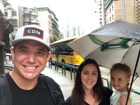 Alberta --> Dubai --> Macau. How Jace Ferguson is Living His Best Decade