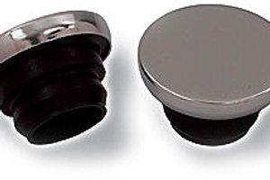 Chrome Push-In Oil Cap