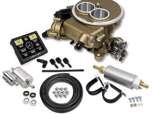 Holley Sniper 2300 Gold Kit