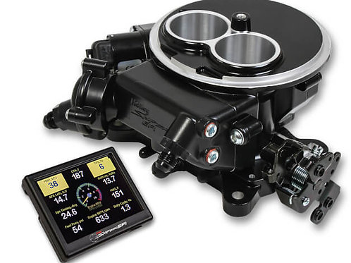 Holley Sniper 2300 Fuel Injection- Black