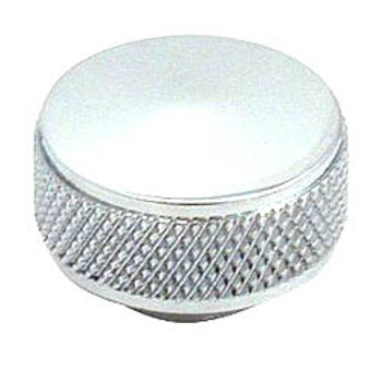 Chrome Knurled Air Cleaner Nut