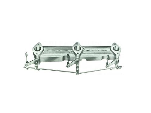 Offenhauser Triple Manifold Adapter 1960-1968