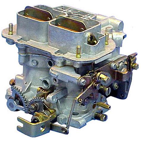 Weber 38/38 DGS-2V Carburetor