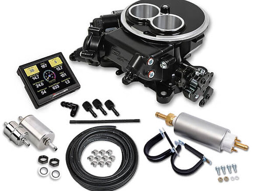 Holley Sniper 2300 Black Kit