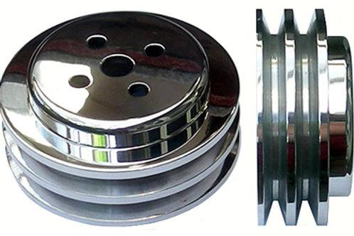 Billet Water Pump Pulley - 170/200 cid 1V or 2V