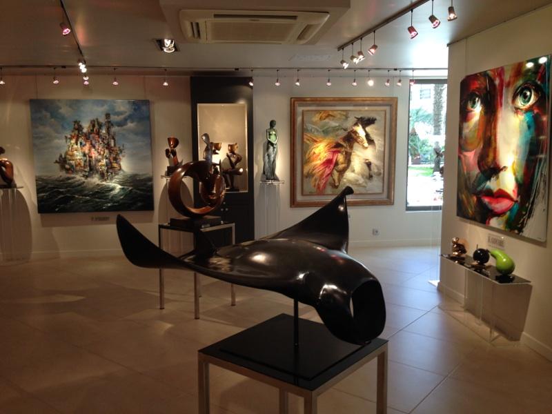 Galerie Bartoux. 2