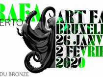 BRAFA. BRUSSELS. 2020