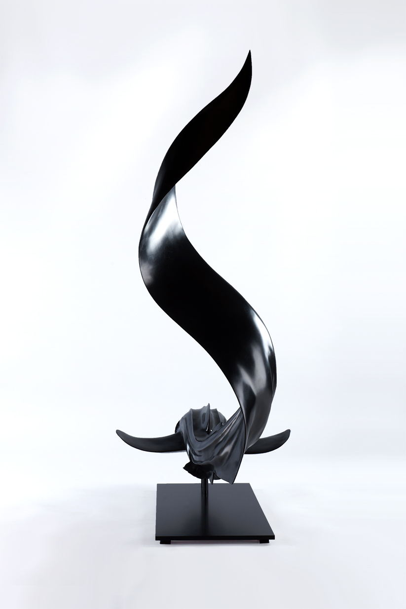 """SPITFIRE"" Sculpture Bronze"