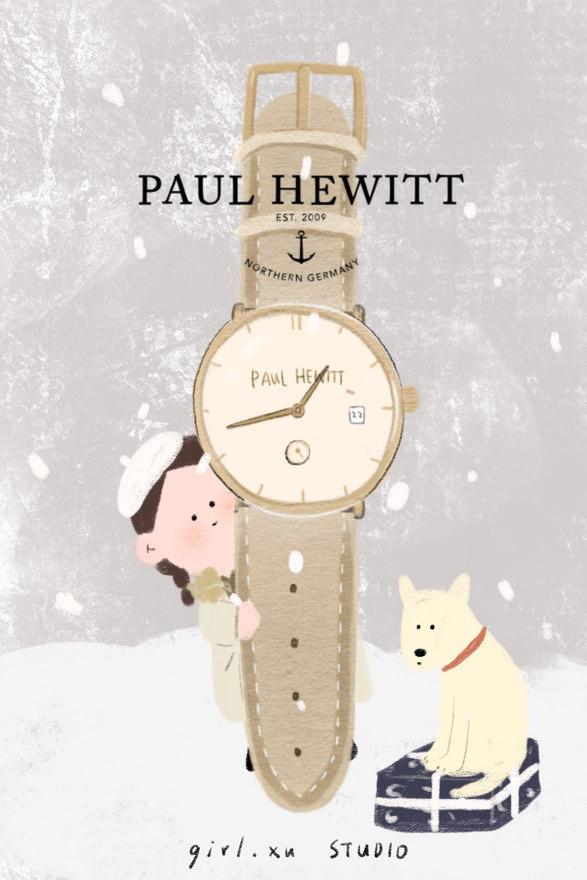 PAUL HEWITT.