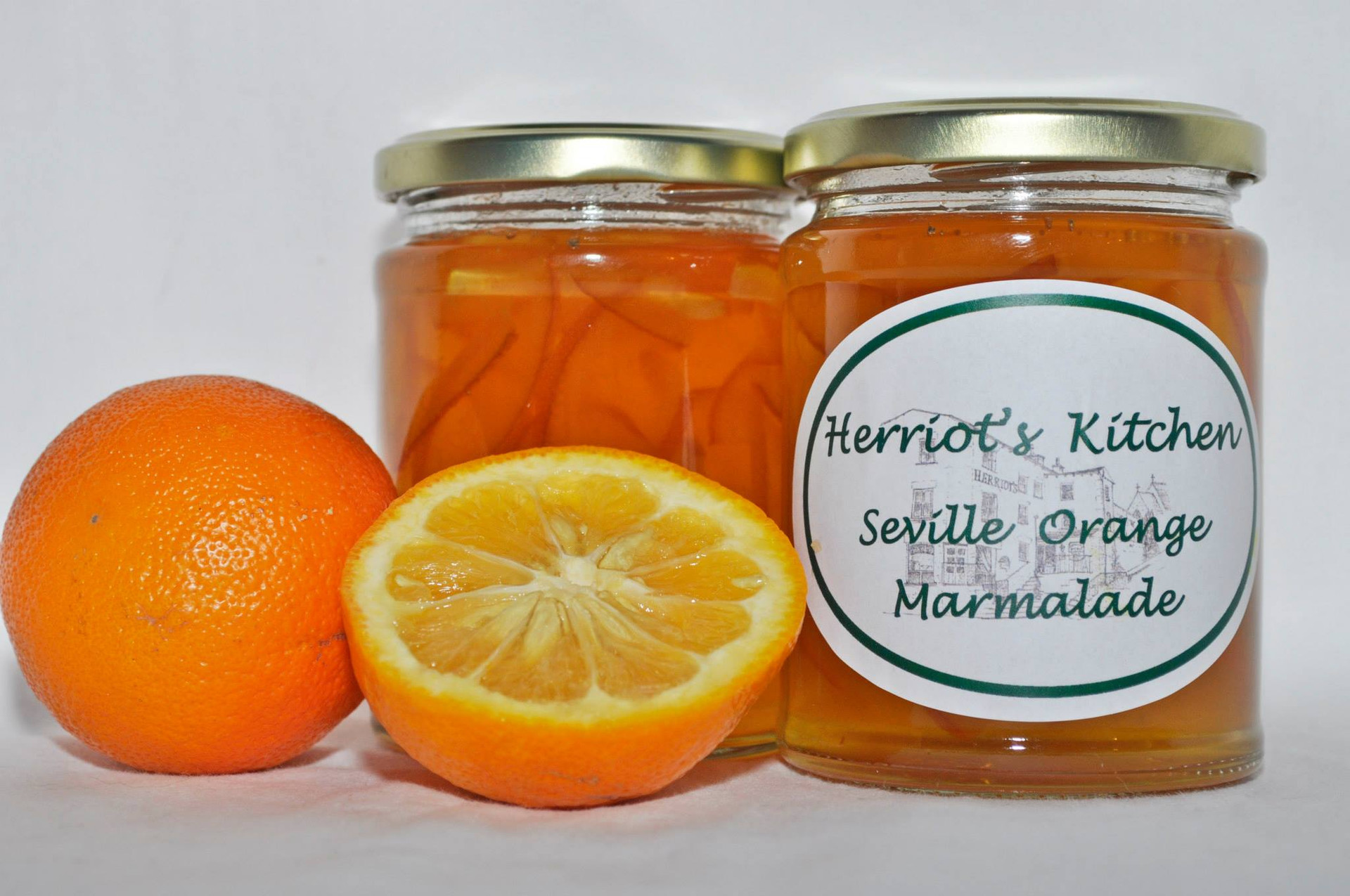 Herriot's Seville Orange Marmalade
