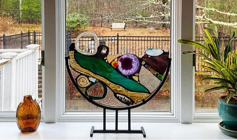 Wknd Glass Sculpture Class 10/2 - 10/3