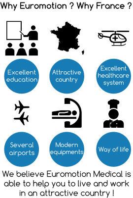 medical jobs in france