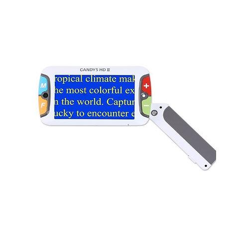 "Videoingranditore portatile - Candy 5"" Hd II"