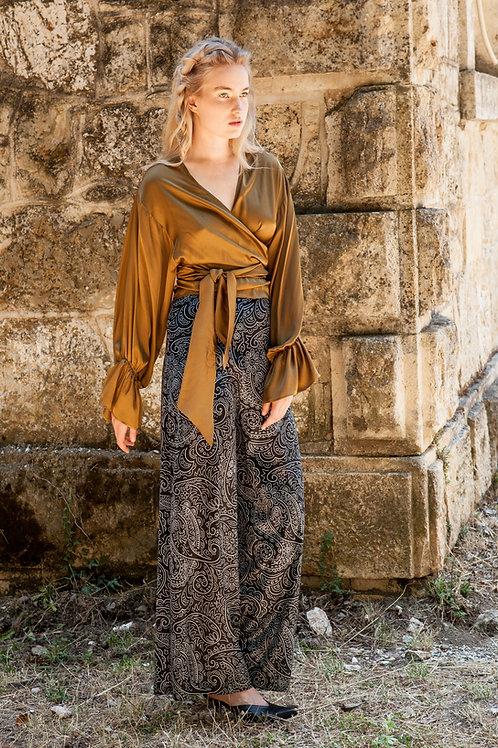 Ida velvet pants