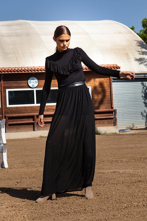 Virginia tulle long skirt