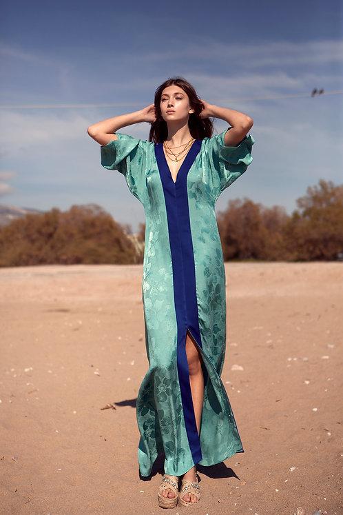 Abina kaftan dress