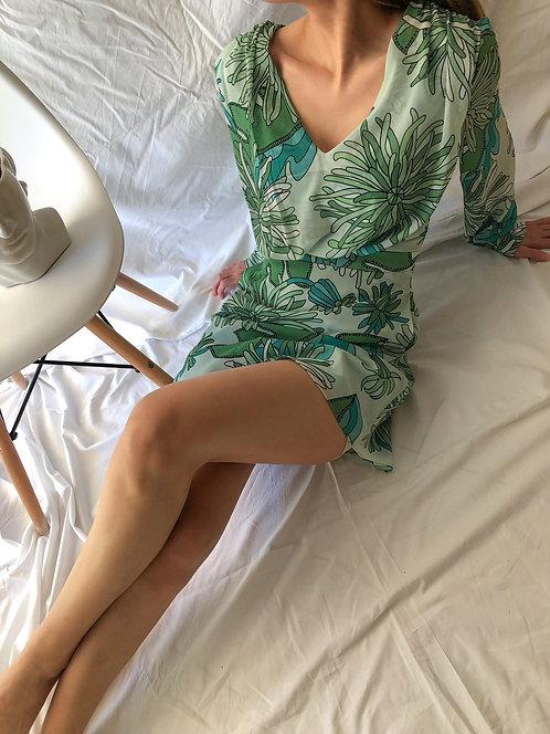 Sadira long sleeve dress