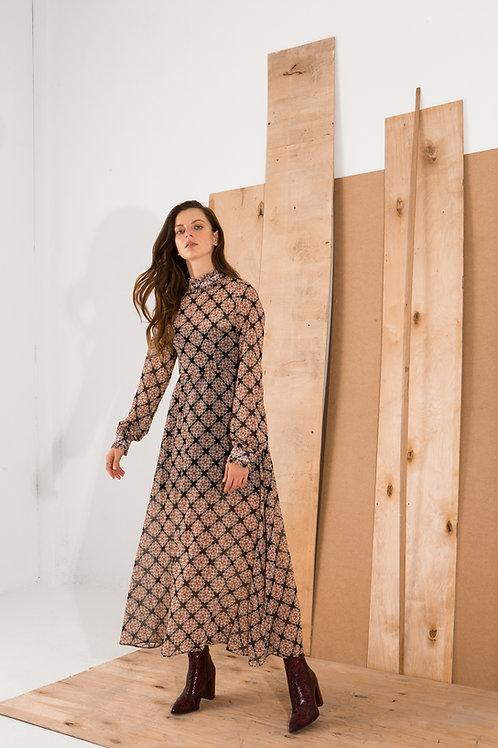 Juliette high neck dress