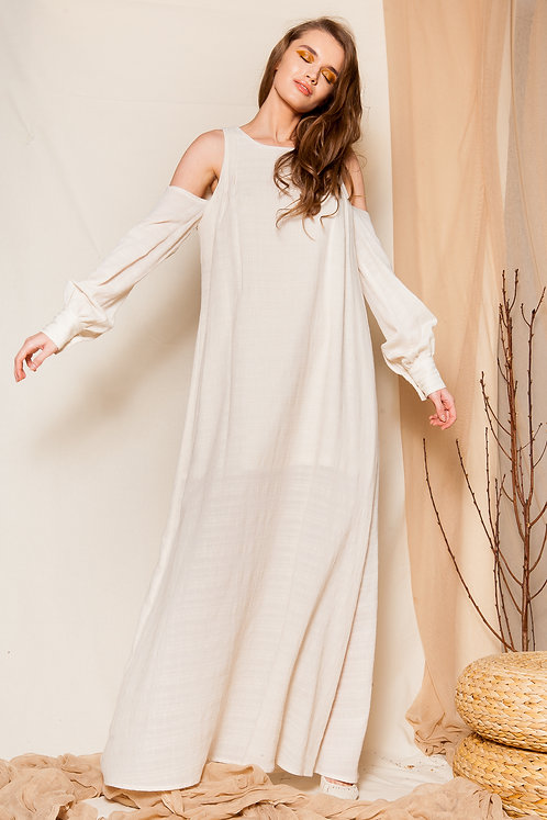 Marsilia wide dress