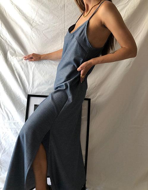 Odine slip dress