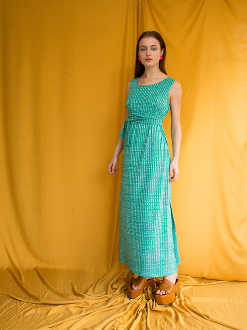 Melanie knit dress