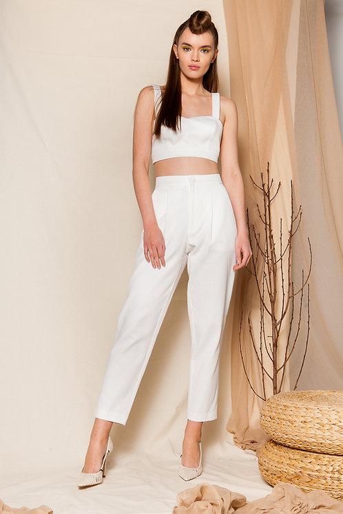 Lavinia white pants