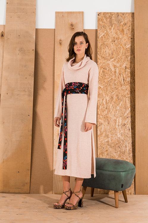 Simone oversized knitted dress