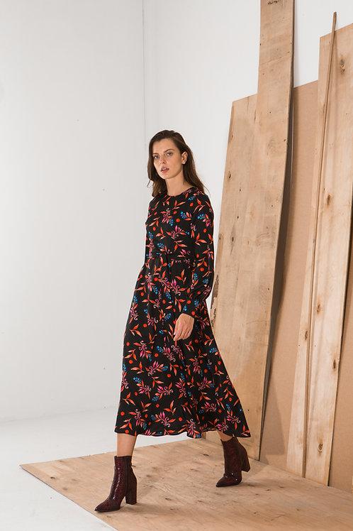 Emelyne long sleeve dress