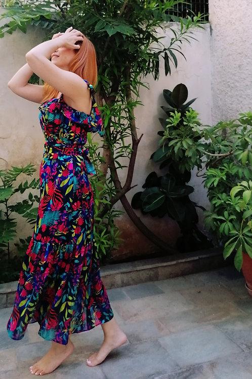 Zuri ruffled dress