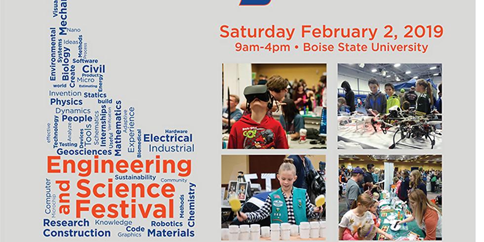 BSU Engineering and Science Festival