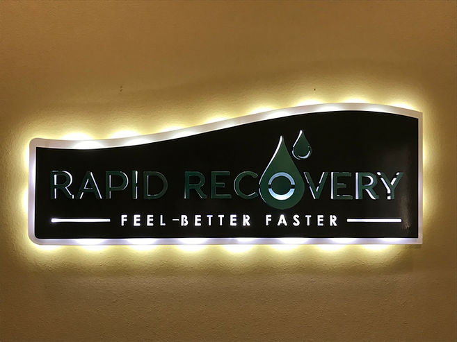 rapid-recovery-iv-spa-sign