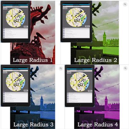 E Books WizRadius App Books 1,2,3 and 4