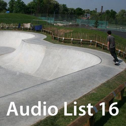 Audio Book 4 List 16