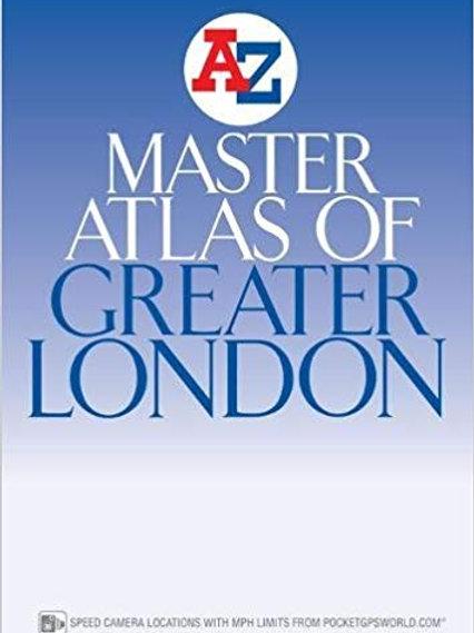 Map A-Z Master Atlas
