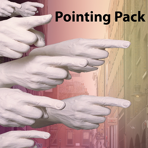 Paper Pointing Pack Classic