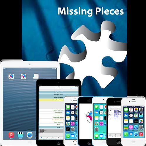 E Books Missing Pieces App Version