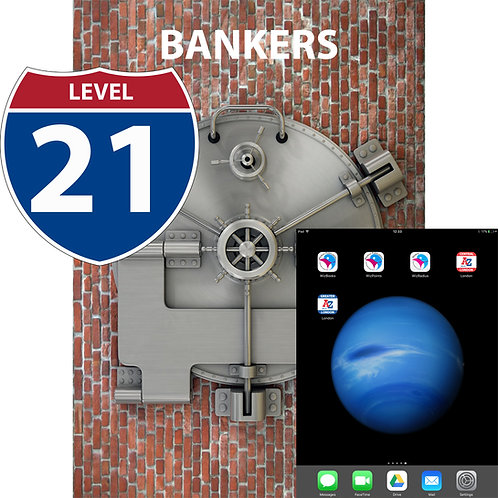 E Books Bankers 21 Level App Version