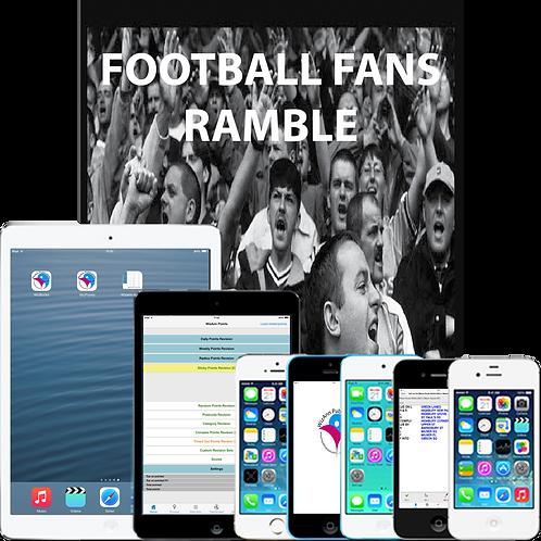 E Books Football Ramble App Version