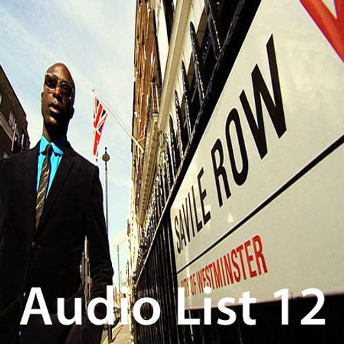 Audio Book 3 List 12