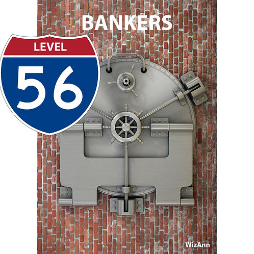 Paper Bankers 56 Level