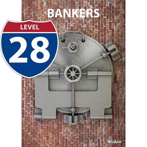 Paper Bankers 28 Level