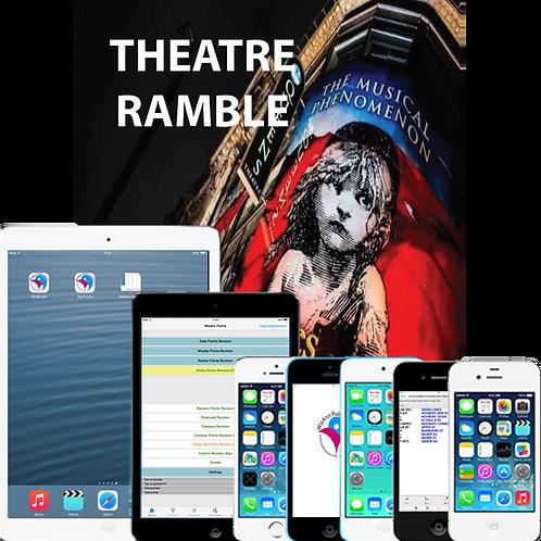 E Books Theatre Ramble App Version