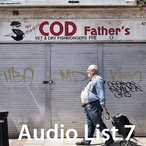 Audio Book 2 List 7