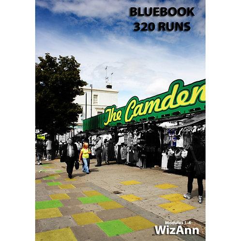 Paper Bluebook 320 Runs