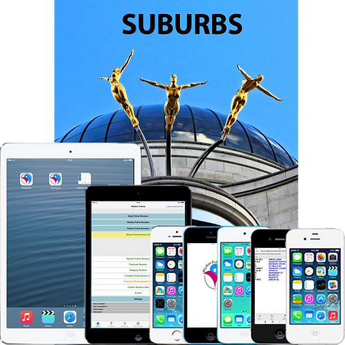 E Books Green Badge Suburb Runs App Version