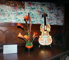 Violin Artists Carol Newsome 2015