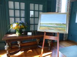 At Rest - Boat Meadow Beach Original art